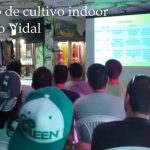 Workshop de Cultivo Indoor com Sergio Vidal na Green Power Criciúma